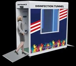 Sanitizer Disinfectant Tunnel