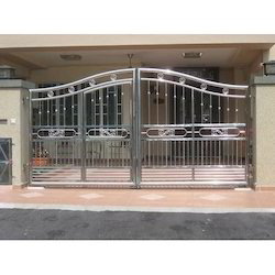 SS Gate and Grill