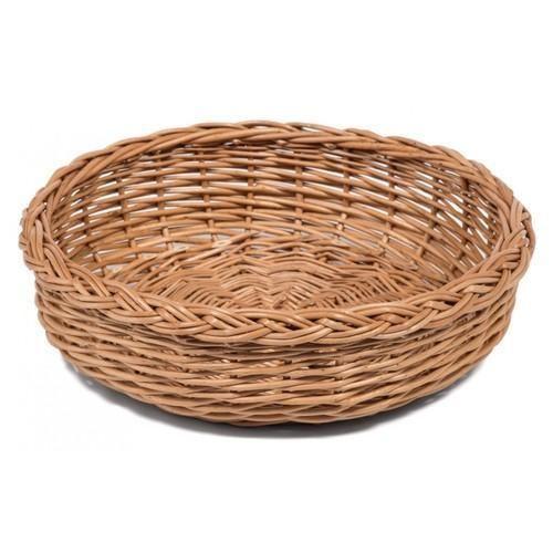 Wood Bread Basket, Shape: Rectangular