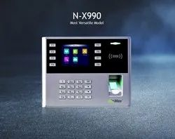N-X990 Biomax Fingerprint Time Attendance & Access Control