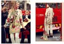 Shree Fabs Rangrez Vol 4 Cotton Work Pakistani Suits