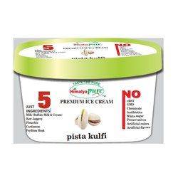 Himalya Himalaya Pista Kulfi Premium Ice Cream