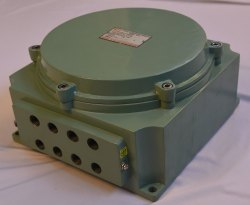 Industrial Flameproof Junction Box