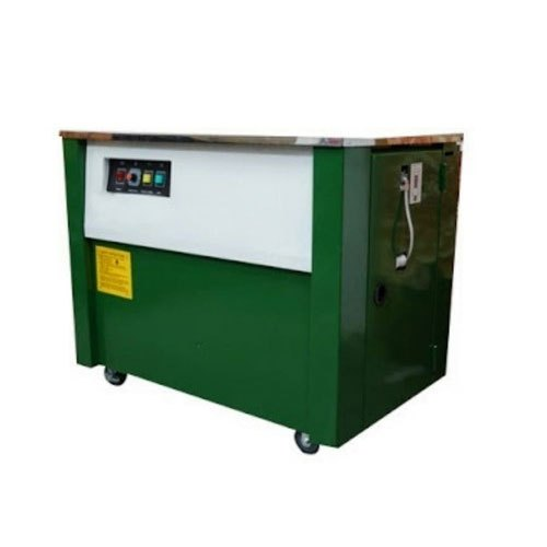 Single Phase Mild Steel Semi Automatic Box Strapping Machine