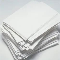 Double Side Wood Free Coated Paper, For Printing, GSM: 50 also available upto 500