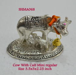 Cow With Calf Mini Regular Slox