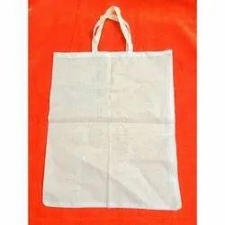 D Cut Cotton Carry Bag