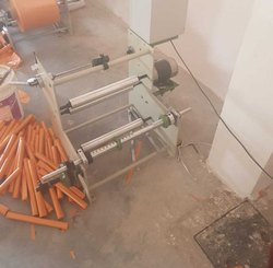HMI-Paper Foil Rewinder Machine
