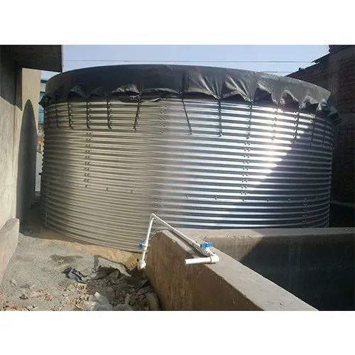 Prefabricated Steel Water Tanks for Bldg and Construction