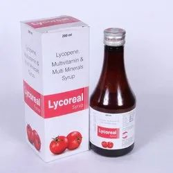 Lycopene With Multi Minerals Syrup