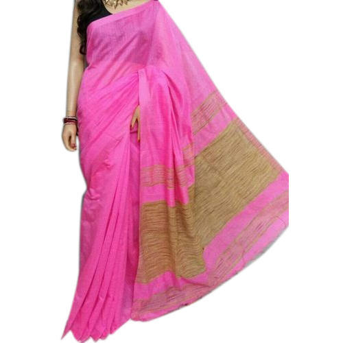 Traditional Handloom Saree, Length : 6.25 meter