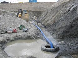 Construction De-Watering Pump