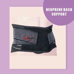 B-105 Neoprene Back Support