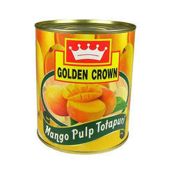 840gm Mango Pulp Totapuri