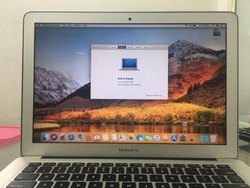 Apple Macbook Air Core I7 2017