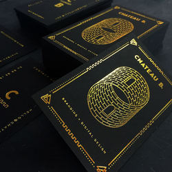 Paper Foil Business Card Printing Service Id 19162018797