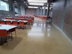 Concrete Industrial Floors Polished and smooth Surface
