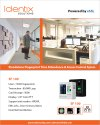 eSSL SF100 Fingerprint Time Attendance and Access Control System