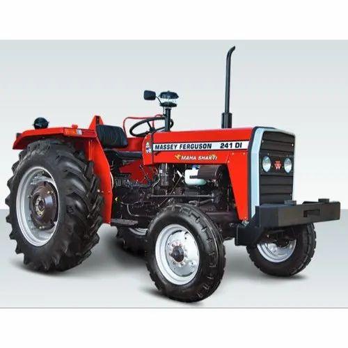 Massey Ferguson 241 DI Mahashakti Crown Series 42 HP Tractor, Fuel