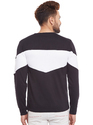 100% Cotton Men Full Sleeve Multicolour Round Neck T-Shirt
