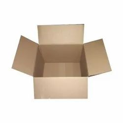Kraft Paper Single Wall - 3 Ply Carton Box, for packaging