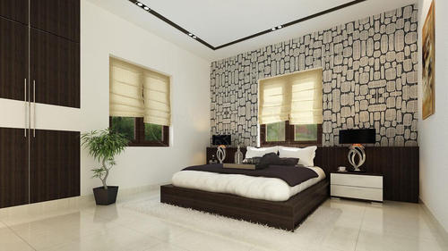 Bedroom Pvc Wall Panel At Rs 120 Square Feet Pvc Wall