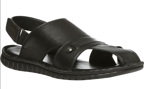 a36d8fd73 Synthetic Bata Black Sandals For Men F864600600, Rs 1699 /pair | ID ...
