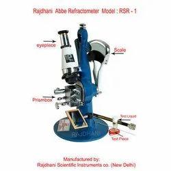 Rajdhani ABBE Refractometers