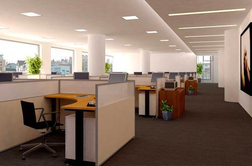 Office Area Interior Decoration Service in Gurgaon Mayo Design ID