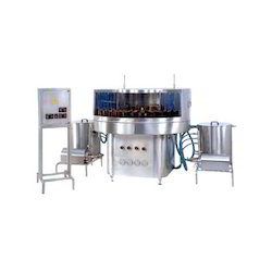 Rotary Vial Washing Machine
