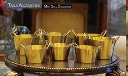 Matt Gold Collection Serving Dish