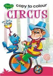 Copy To Colour Circus