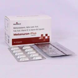 Methylcobalamin Folic Acid Alpha Lipoic A Capsule