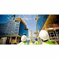 Concrete Frame Structures Commercial Complex Service