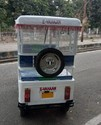 E Vahaan Electric Rickshaw