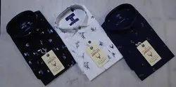 Half Sleeve Men PRINTED SHIRTS - JIBOUTI