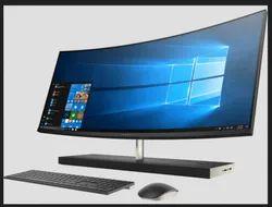 HP ENVY Curved All-in-One - 34-b174in Desktop