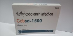 Methylcobalamin 1500mcg.