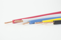 Fluoropolymer Cable