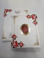 Paper Pull-Out Insert Hindu Wedding Cards
