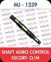 Mojo / Mpower Shaft Agro Control Escort O.m