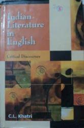 Indian Literature In English Editors Books