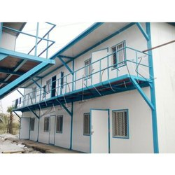 Prefab Hot Rolled MS Prefabricated Building