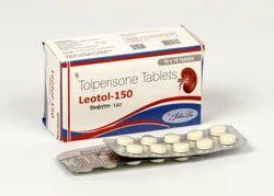 Tolperisone Hydrochloride 150 Mg Tablets