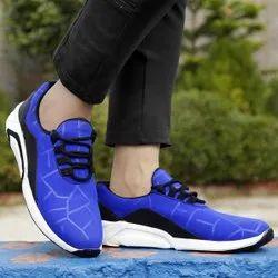 Muticolour Sports Canvas Shoes, Size: 6 To 11