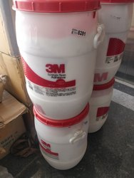3M White Glue Synthetic Resin Adhesive 50kg, Packaging Type: Drum