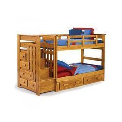 Wooden Kids Bunk Bed, Medium