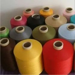 Bright -Semi Dull -Dull Dyed Texurised Polyester Yarn, For Weaving, Count: 150-300 denier