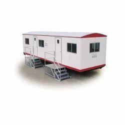 FRP Separate Doors Cabin