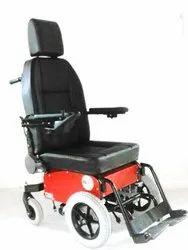 Deluxe Front Wheel Drive Motorized Wheelchair